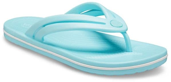 Crocs Crocband Flip W Ladies Beach Ice Blue
